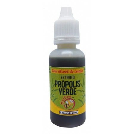 Extrato de Própolis Verde - Embalagem 20 ml