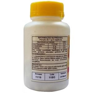 Geleia Real Liofilizada - 60 Cápsulas - 500 Mg - Super Concentrada