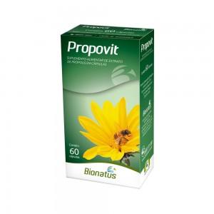 Própolis em Capsulas - Propovit Bionatus