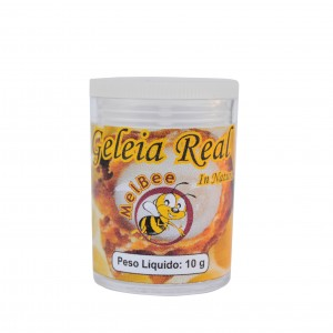 Geleia Real In Natura 10 g