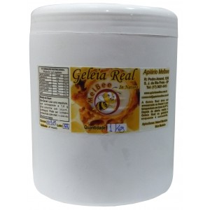 Geleia Real In Natura - Pote 1 kg
