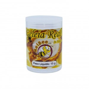 Geleia Real In Natura  15 g